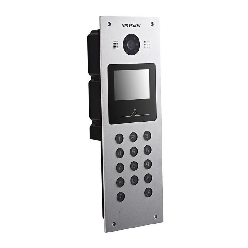DS-KD3002-VM Водонепроницаемая металлическая дверная станция
