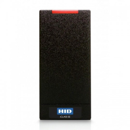 R10 iCLASS SE® Express + ISO14443 UID + BLE Mobile (D) Contactless Smart Card Reader
