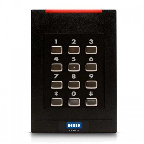 RK40 iCLASS SEOS® Perfil Lector de tarjetas inteligentes sin contacto con teclado