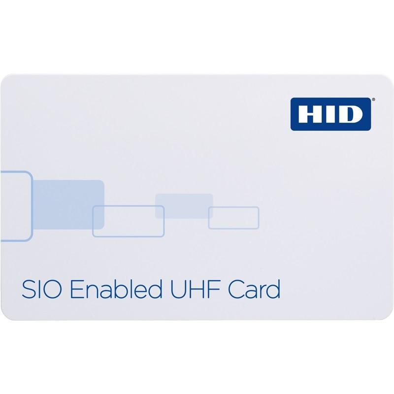 УВЧ-карта HID® iCLASS SE® 600x с поддержкой SIO