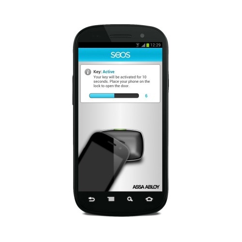 HID Mobile Access® Temporary Mobile ID (7-day validity)
