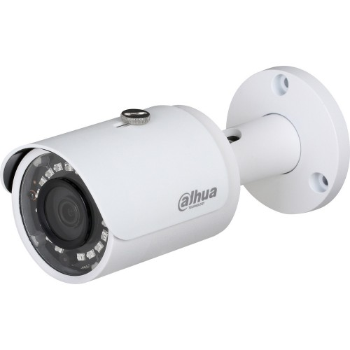 IPC-HFW1230S-0360B – 2MP Cámara IP Mini-tubular
