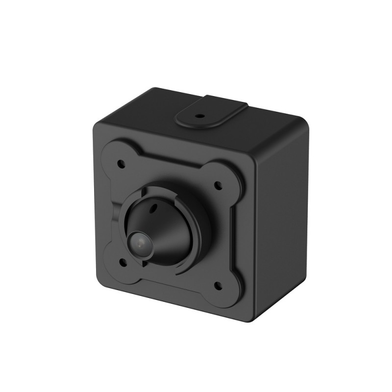 IPC-HUM8431-L4 – Unidad Cámara Rectangular 4M DN WDR Pinhole 2.8mm con 8m cable