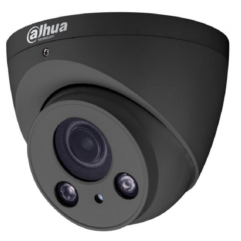 IPC-HDW2431R-ZS-B – 4MP IR Eyeball Network Camera, Black