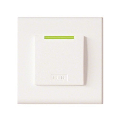 R95A iCLASS SE® Decor Lector de tarjetas inteligentes sin contacto