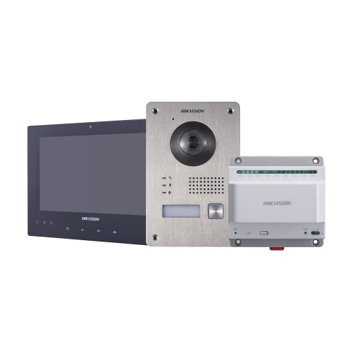 DS-KIS701 – 2-Wire Video Intercom Bundle
