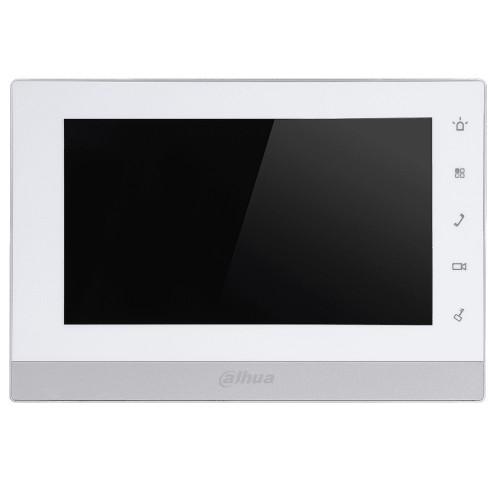 """VTH1550CH-S2 – 7"""" Monitor IP de interior, PoE"""