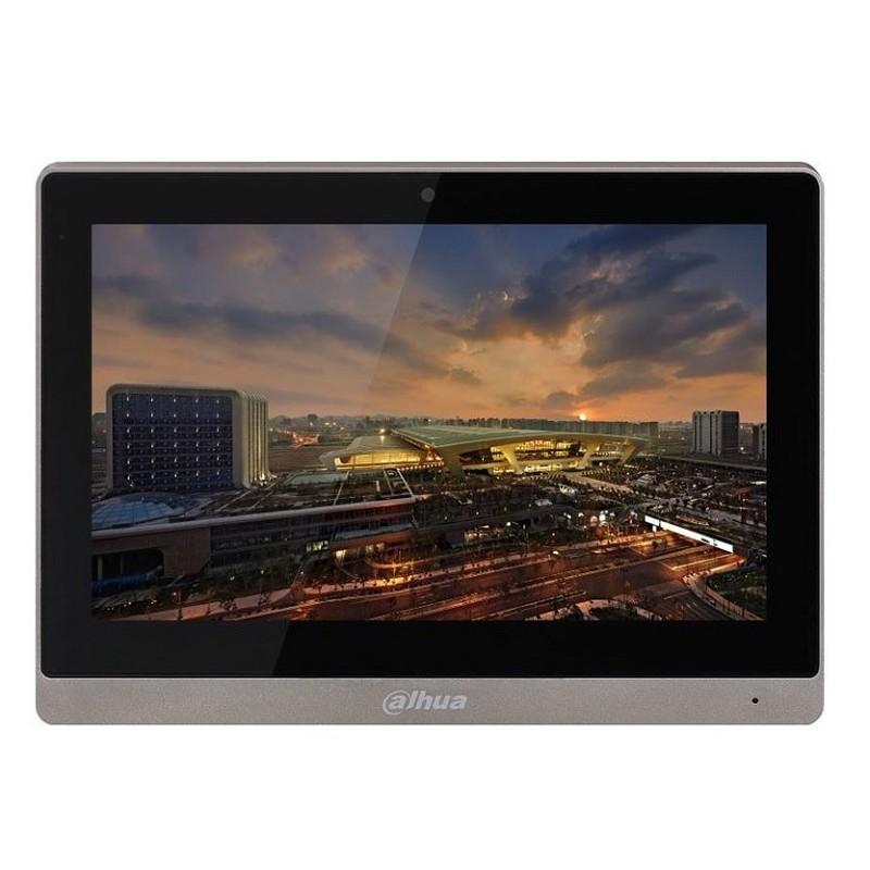 """VTH1660CH – 10.2"""" Monitor IP de interior, PoE, 8GB SD"""