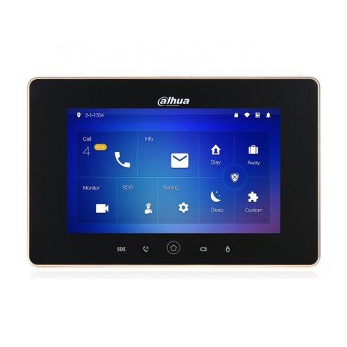 """VTH5221D – 7"""" Monitor IP de interior, Wi-Fi, PoE"""