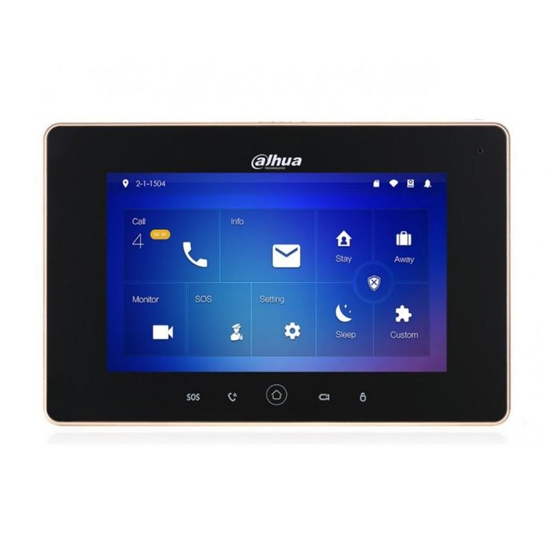 """VTH5221D-S2 – 7"""" Monitor IP de interior, Wi-Fi, PoE"""