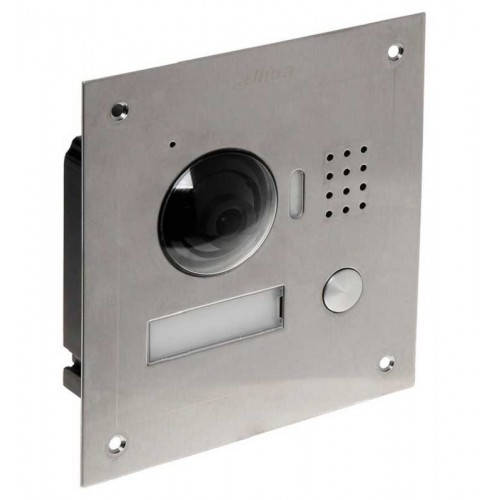 VTO2000A-2 –Poste de porte d'interphone video à 2 fils, 1.3MP, PoE, IK07