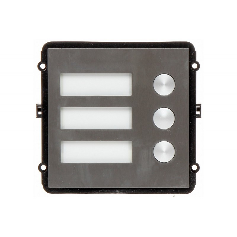 VTO2000A-B – 3-кнопочный модуль