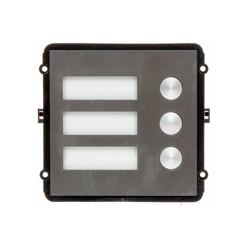 VTO2000A-B – Module à 3 boutons