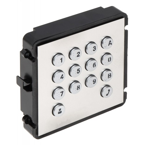 VTO2000A-K – Módulo de teclado de videoportero IP de estación de puerta