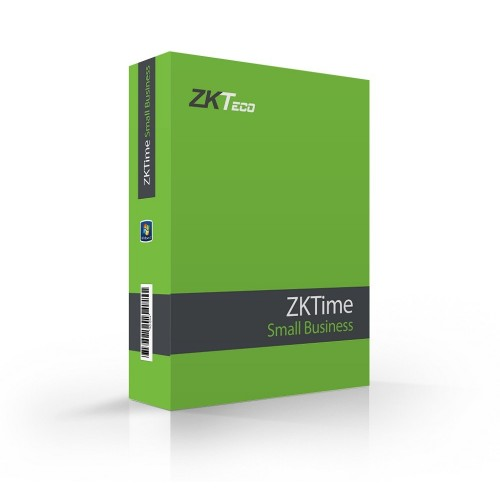 ZKTIME-SB-50 – Time and attendance software