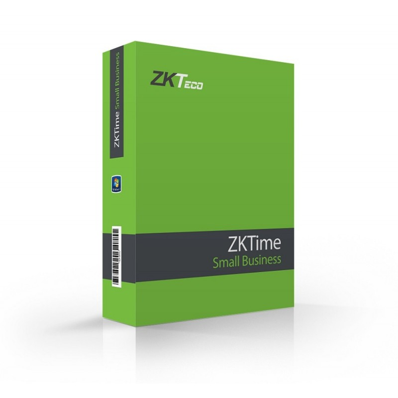 ZKTIME-SB-100 – Time and attendance software