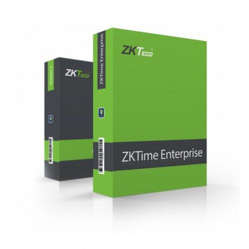 ZKTIME-ENT-100 – Программное обеспечение для учета рабочего времени