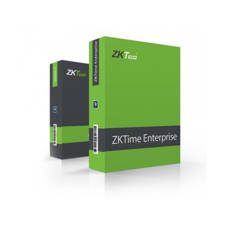 ZKTIME-ENT-250 – Программное обеспечение для учета рабочего времени