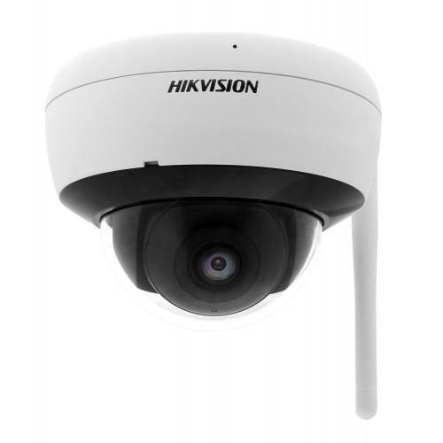 DS-2CD2041G1-IDW1 4Мп купольная сетевая камера EXIR WiFi 2.8MM