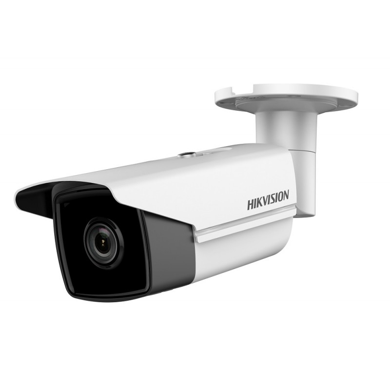 DS-2CD2T45FWD-I8 – 4MP Darkfighter Fixed Bullet Network Camera 4MM