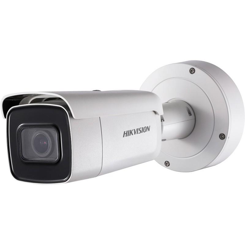DS-2CD2646G1-IZS – 4Мп AcuSense варифокальная цилиндрическая сетевая камера