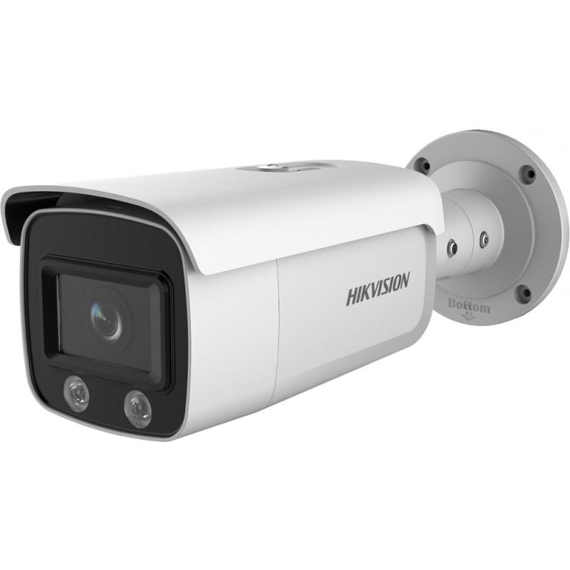 DS-2CD2T47G1-L – 4Мп ColorVu цилиндрическая IP камера 4MM