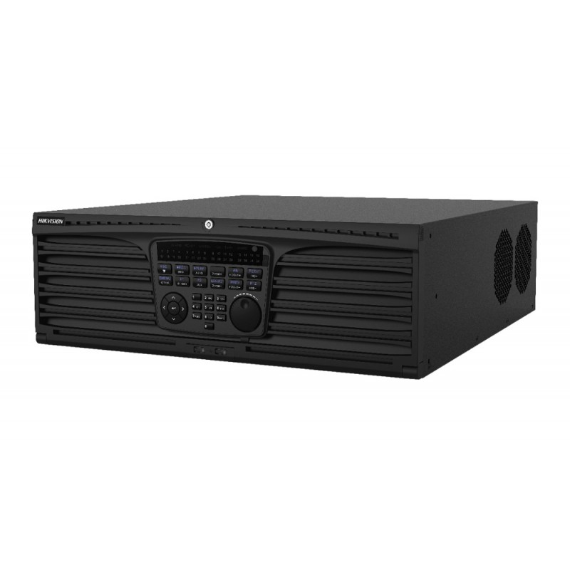 DS-9632NI-I16 – 32-ch 3U 4K IP-видеорегистратор