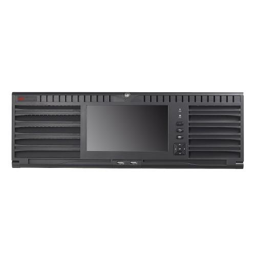 DS-96128NI-I16 – 128-ch 3U 4K Super NVR