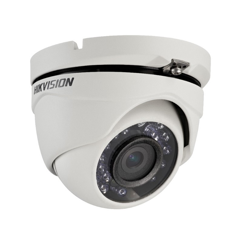DS-2CE56D0T-IRMF – 2MP HDTVI Fixed Turret Camera 2.8MM