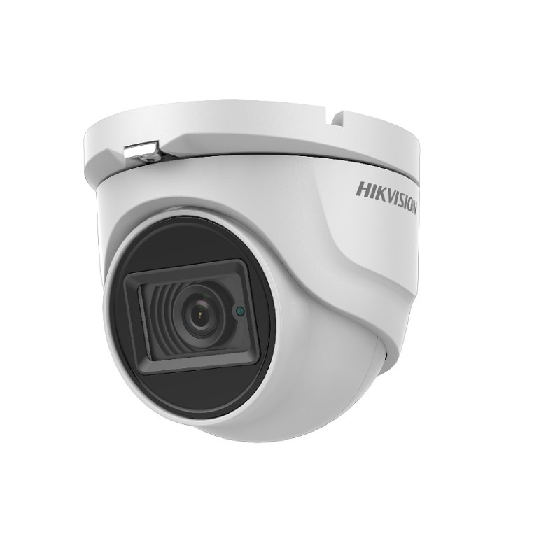 DS-2CE76H8T-ITMF – 5MP HDTVI Fixed Turret Camera 2.8MM