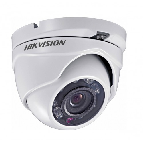 DS-2CE56DOT-IRMF – 2MP HDTVI Cámara Minidomo 2.8MM