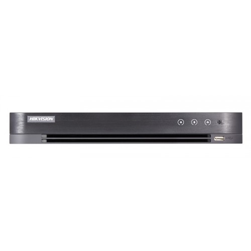 DS-7204HUHI-K1/P – 4 CH 5Мп 1U H.265 PoC DVR