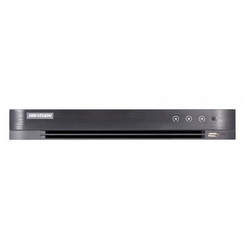 DS-7208HUHI-K2/P – 8 CH 5Мп 1U H.265 PoC DVR