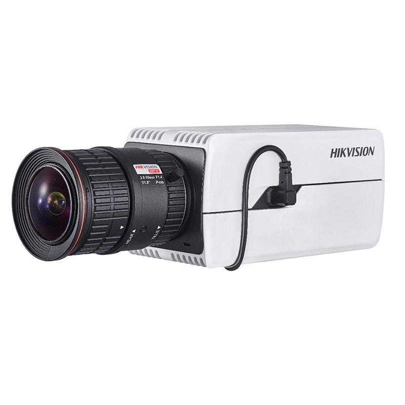DS-2CD5085G0 – 8MP (4K) Darkfighter Box Network Camera