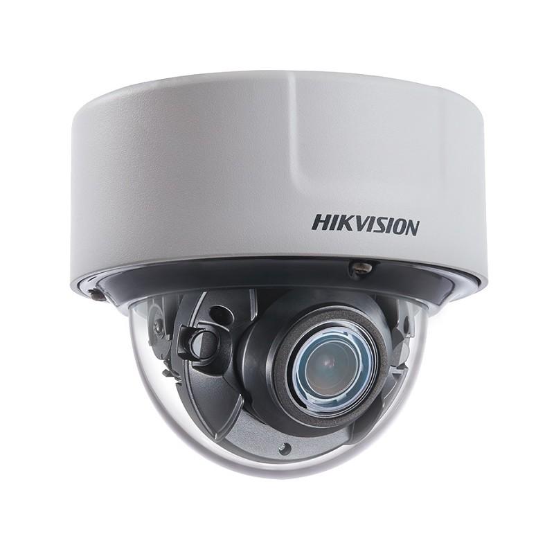 DS-2CD51C5G0-IZS – 12MP (4K Ultra HD) Darkfighter Indoor Moto Varifocal Dome Network Camera