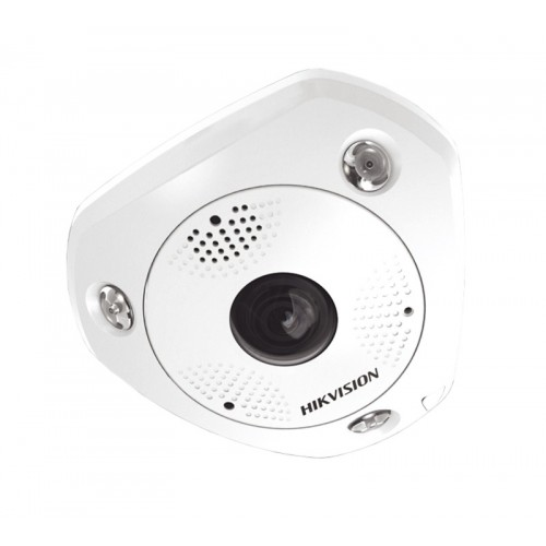 DS-2CD63C5G0-IS – 12MP (4K Ultra HD) Caméra IP Fisheye