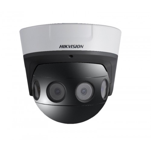 DS-2CD6924F-IS – 8MP 180° PanoVu Network Camera