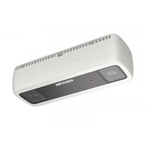 DS-2CD6825G0/C-IVS – 2MP IP камера подсчета людей с двойным объективом