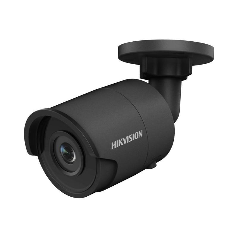 DS-2CD2043G0-IB – 4MP Mini caméra IP tube 2.8MM, Noire