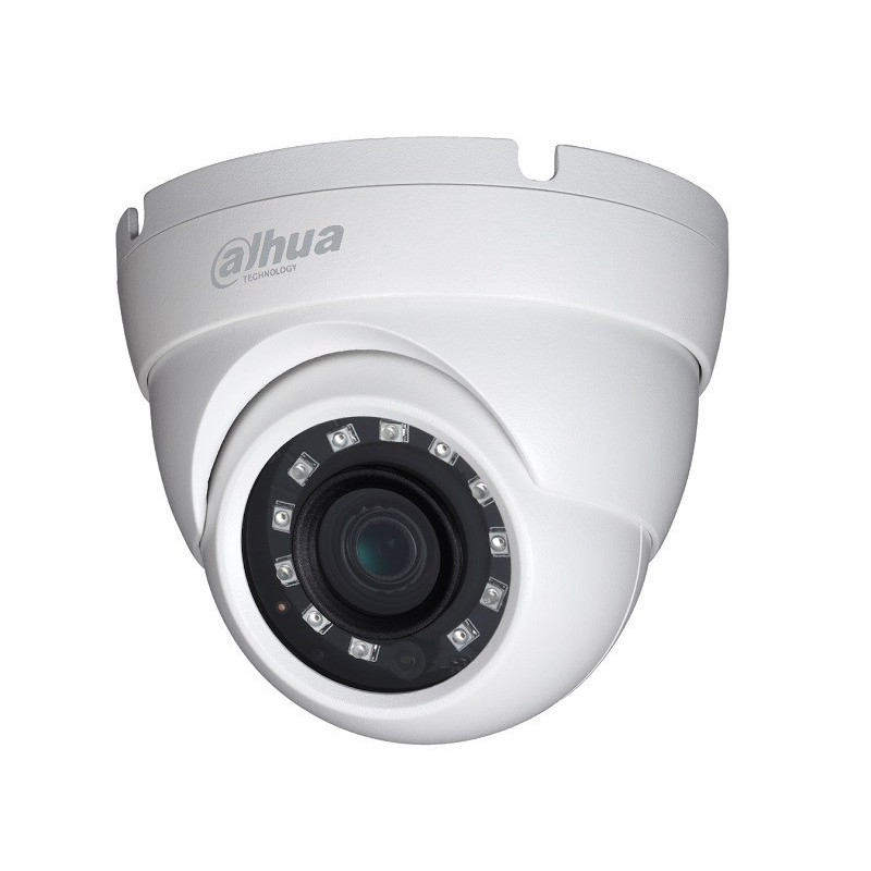 HAC-HDW2401M-0280B – 4MP HDCVI IR Eyeball Camera