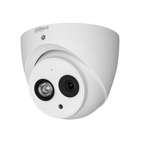 HAC-HDW1500EM-0280B – 5MP HDCVI Caméra tourelle