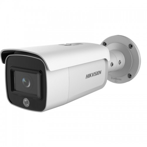 DS-2CD2T46G1-4I/SL – 4MP AcuSense Strobe Light and Audio Alarm Fixed Bullet Network Camera 6MM