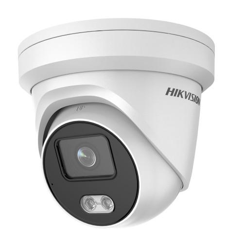 DS-2CD2347G1-LU – 4MP ColorVu Fixed Turret Network Camera 4MM