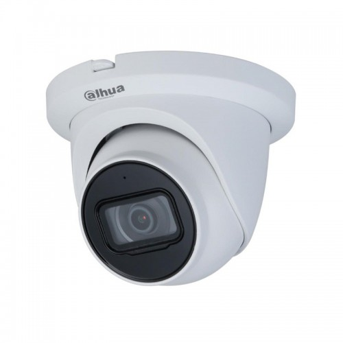 IPC-HDW3441TM-AS – 4MP AI Starlight Fixed Eyeball Network Camera 2.8MM