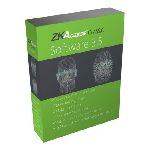 ZKTeco ZKAccess 3.5