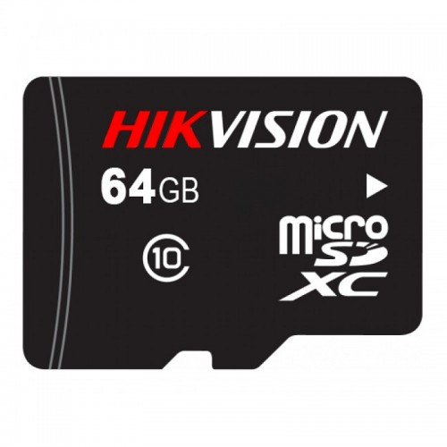 DS-UTF64G-L2 – Hikvision 64Gb Micro Sd