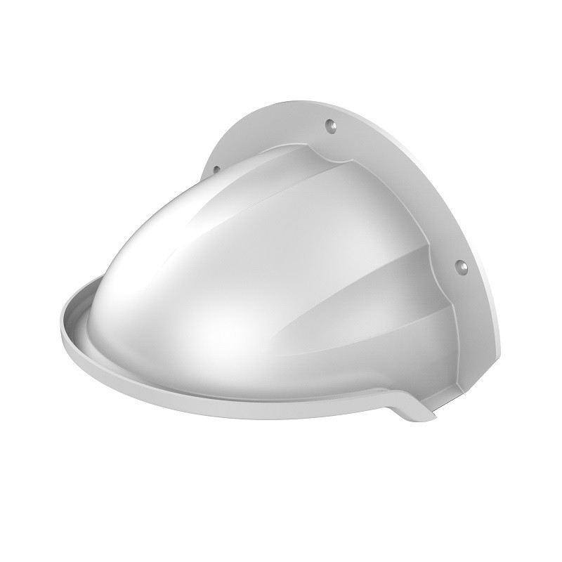 DS-1250ZJ – Rain Shade for Outdoor Dome Camera