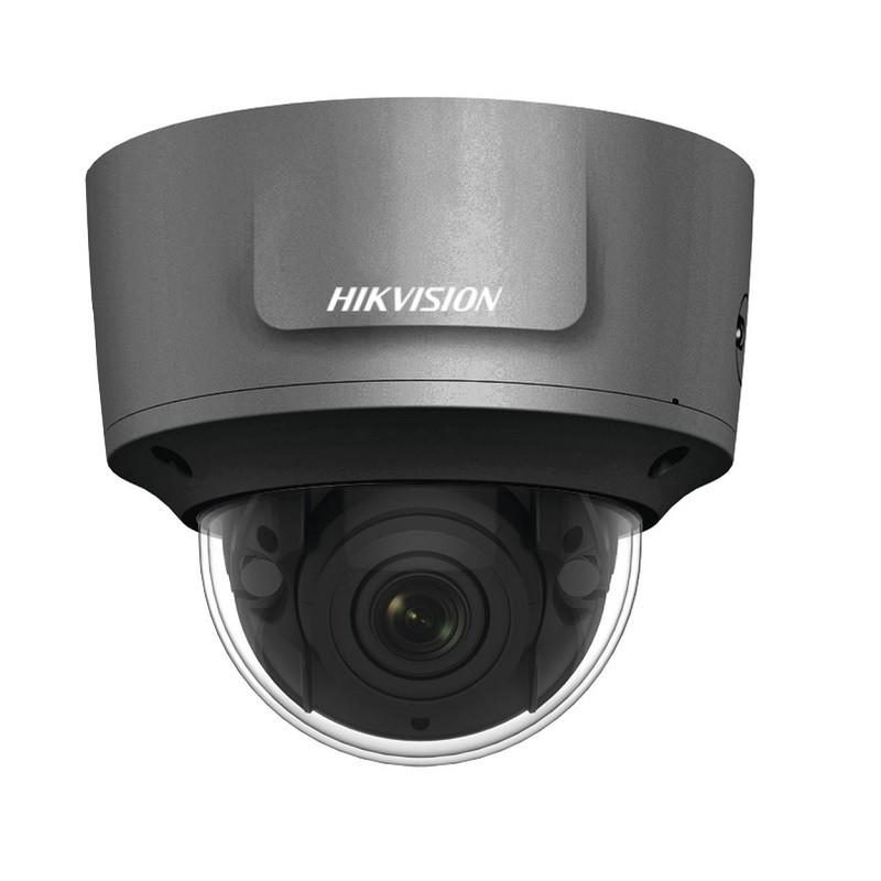 DS-2CD2745FWD-IZS-B – 4Мп Powered by DarkFighter варифокальная купольная IP-камера