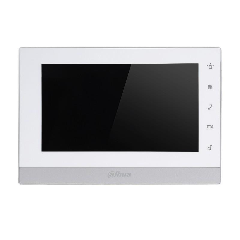 """VTH5222CH – 7"""" IP Monitor de 2-hilos para Interiores"""