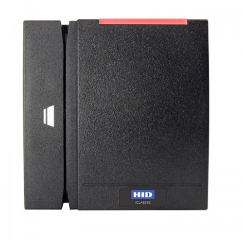 RM40 iCLASS SE® Contactless Smart Card Reader with Magnetic Stripe